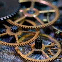 mechanic clock